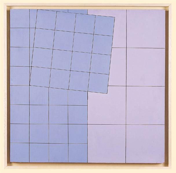 Composition No. 21, 1973 - Henryk Stazewski
