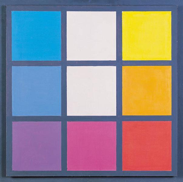 Composition No. 33, 1975 - Henryk Stazewski