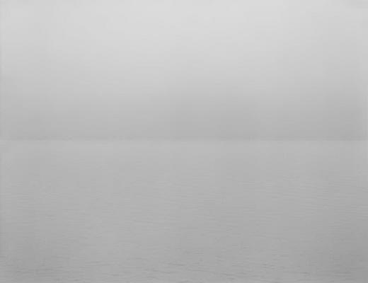 Seascape: Cascade River, Lake Superior, 1995 - Hiroshi Sugimoto