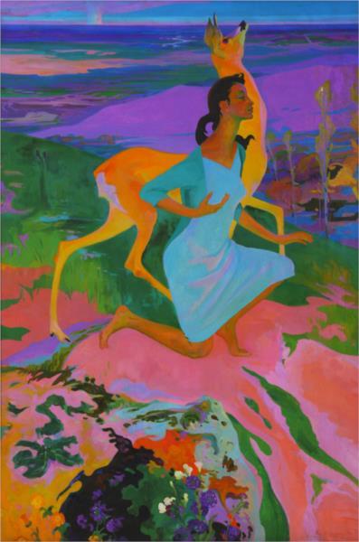 Aspiration, 1960 - Hovhannes Zardaryan