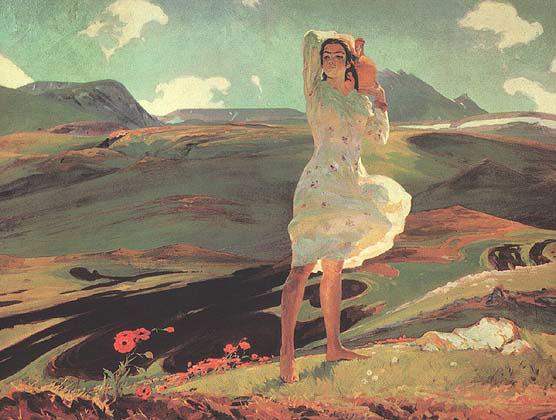Spring, 1956 - Hovhannes Zardaryan