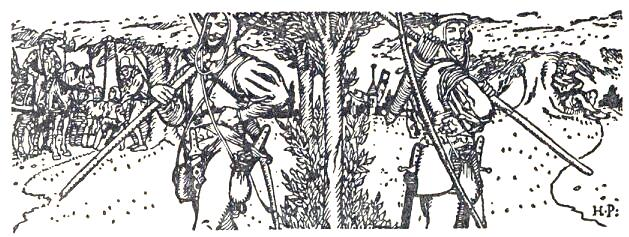 The Merry Adventures of Robin Hood 10 - Howard Pyle