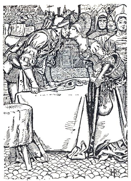 The Merry Adventures of Robin Hood 12 - Howard Pyle