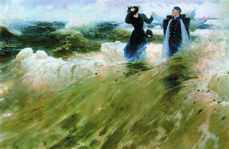 What a Freedom, 1903 - Ilya Repin