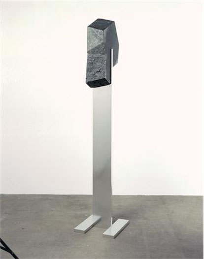 Homem Vertical, 1964 - Noguchi Isamu