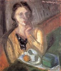 The Portrait of My Wife - Иштван Илошваи Варга