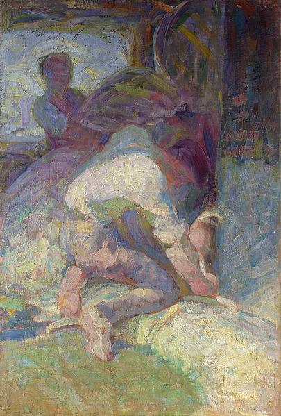 Bundles, 1909 - Ivan Grohar