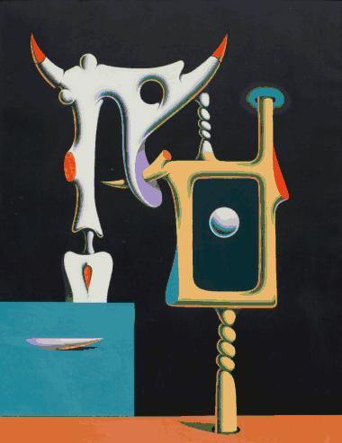 Le cri, 1974 - Ivan Tovar