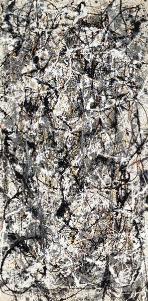 Cathedral, 1947 - Jackson Pollock