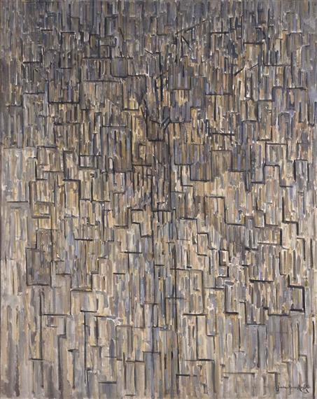 Baum, 1913 - Jacoba van Heemskerck