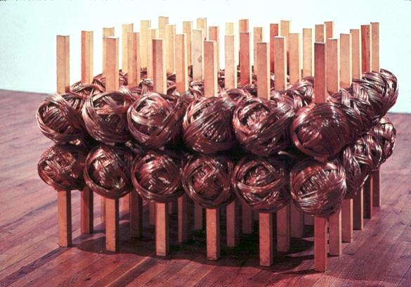 #2 Copper, 1976 - Jacqueline Winsor