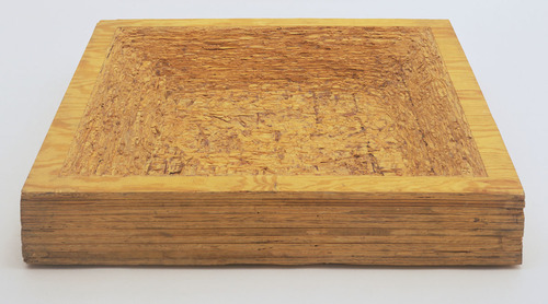 Laminated Plywood, 1973 - Jacqueline Winsor