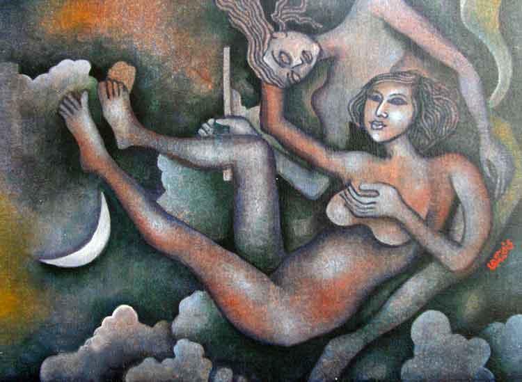 Two Lovers, 2006 - Jahar Dasgupta
