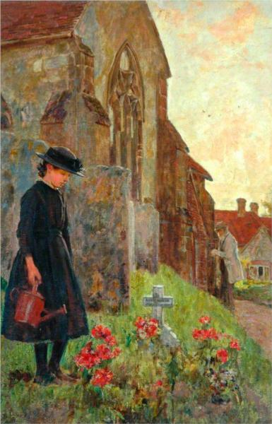 Remembrance, 1897 - James Charles