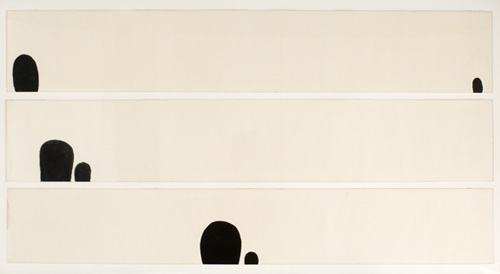 Untitled, 1959 - James Lee Byars