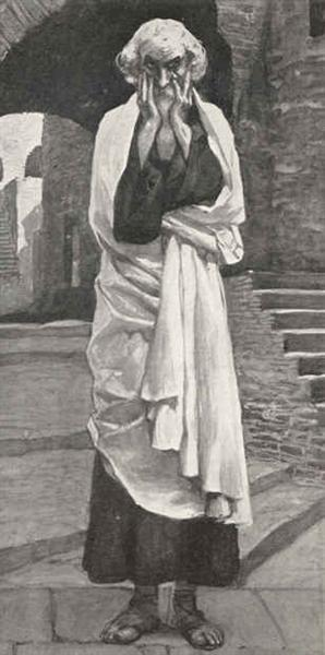 Micah, the prophet - James Tissot