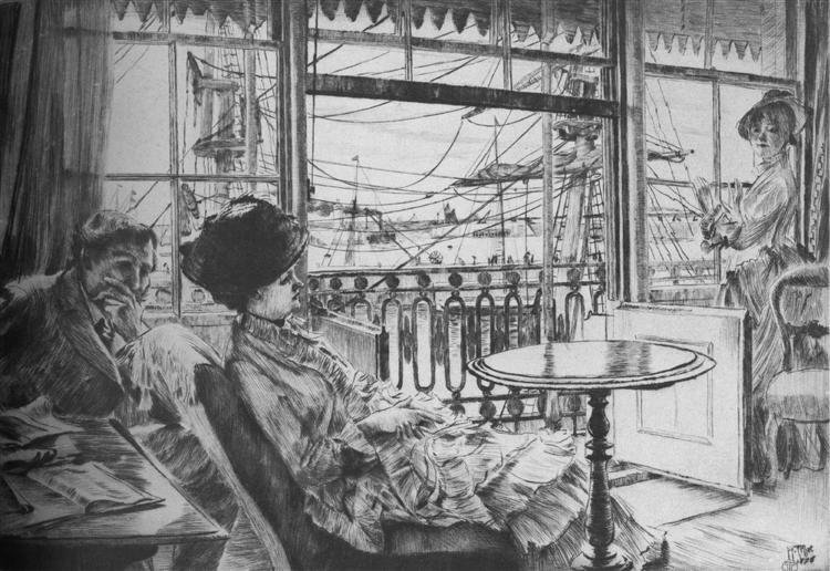 Ramsgate - James Tissot