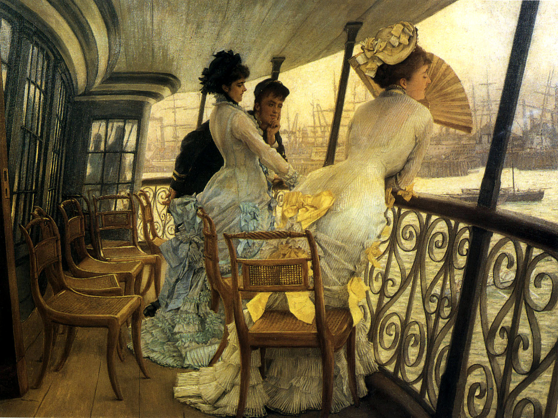 James Tissot  - Page 3 Remembrance-ball-on-board-1