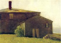 Morning, Monhegan - Jamie Wyeth