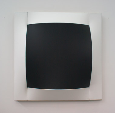 Closing the Gap IV (black), 2011 - Jan Maarten Voskuil