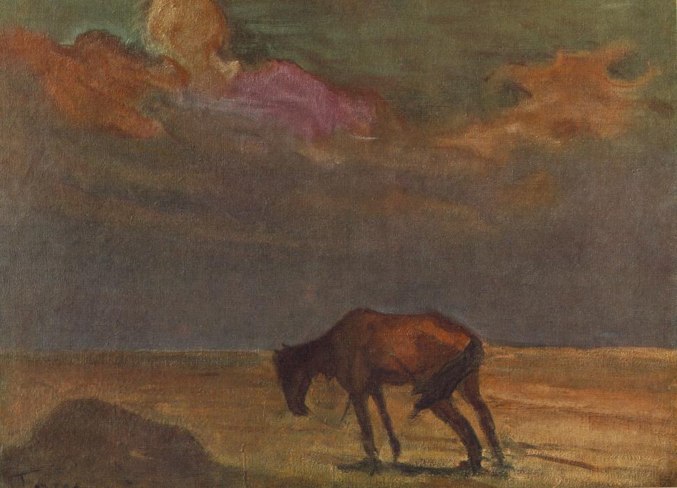 Gloomy Hungarian Fate, 1908