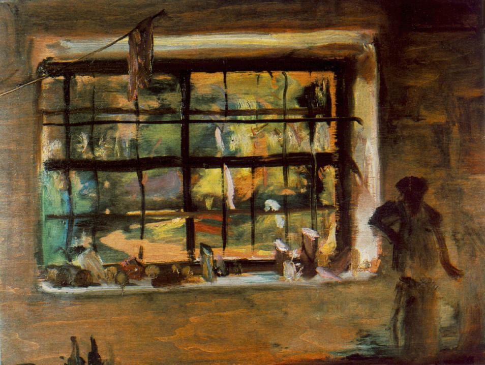 Window of the Atelier, 1934
