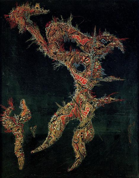 Dissection d'un paysage - Jaroslav Serpan