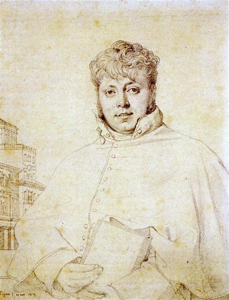 Auguste-Jean-Marie Guénepin, 1809 - Jean Auguste Dominique Ingres