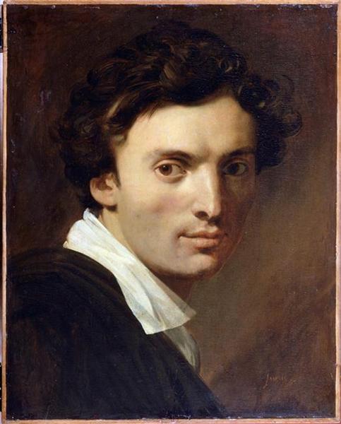 Jean Pierre Cortot, 1815 - Jean Auguste Dominique Ingres