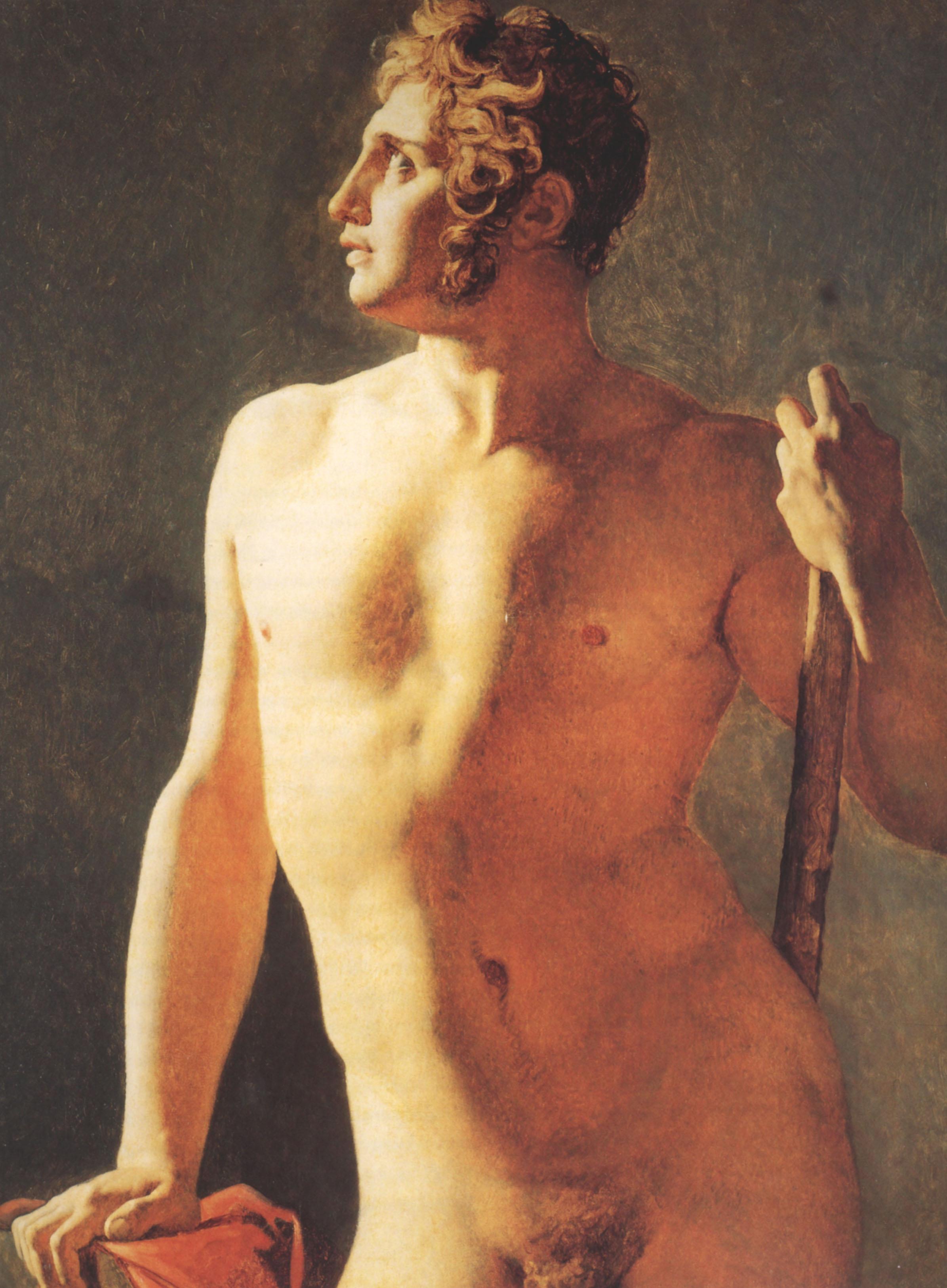 Male Torso, 1800