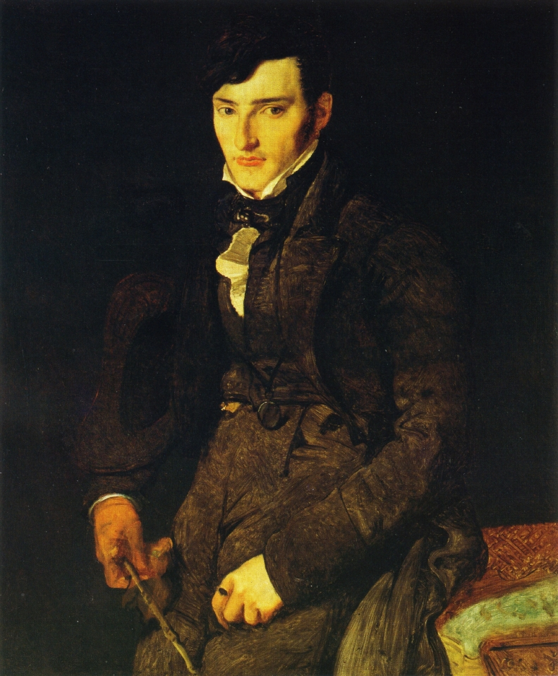 Portrait of Jean-Pierre-Francois Gilibert, 1804-1805