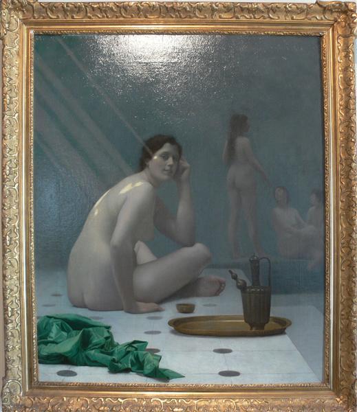 Bathing Women, c.1898 - Жан-Леон Жером