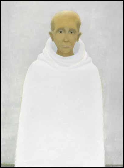 L'Apôtre, 1966 - Jean Paul Lemieux