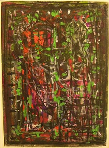 Untitled, 1955 - Jean Bazaine
