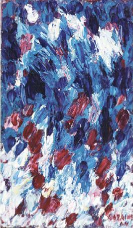 Untitled, 1964 - Jean Bazaine