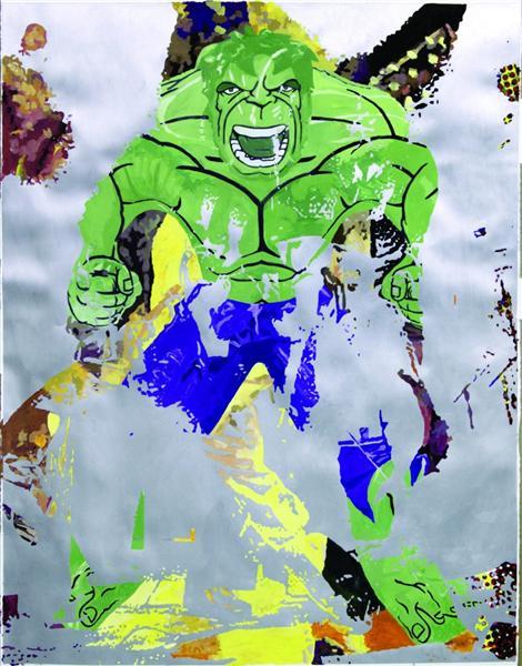Hulk Elvis - Jeff Koons