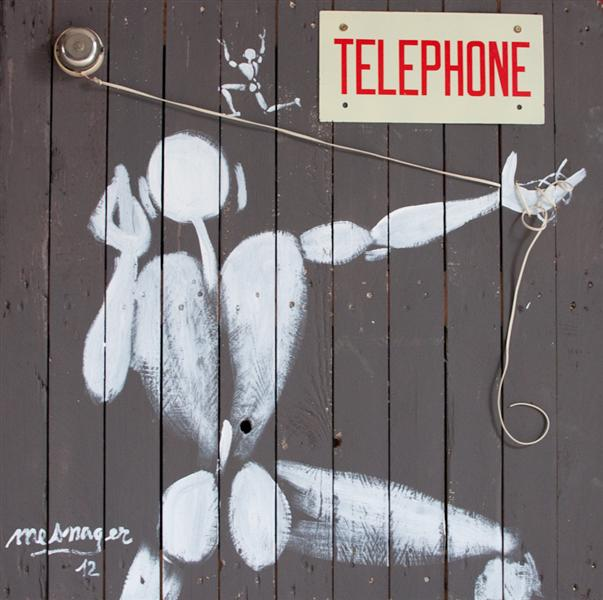 Telephone, 2012 - Jerome Mesnager