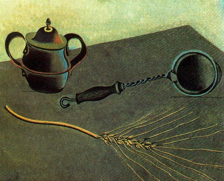 The Ear of Grain, 1922 - 1923 - Joan Miró