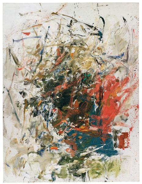 La Chatiere, 1960 - Joan Mitchell