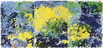 La Grande Vallee XIV (For a Little While) - Joan Mitchell