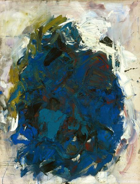 Untitled, 1964 - Joan Mitchell