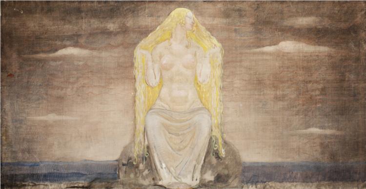 Freja, 1905 - John Bauer