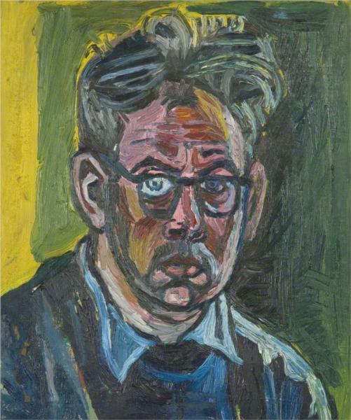 Self Portrait - John Bratby