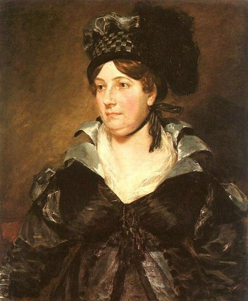 Mrs. James Pulham Sr., 1818 - John Constable