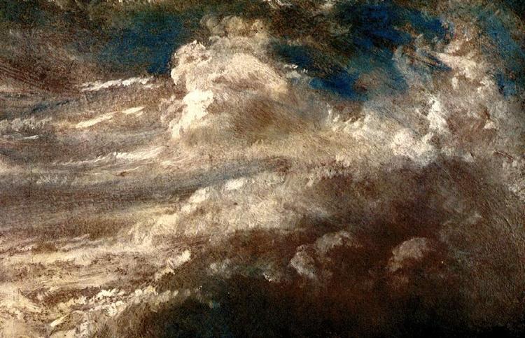 Nuvens - John Constable