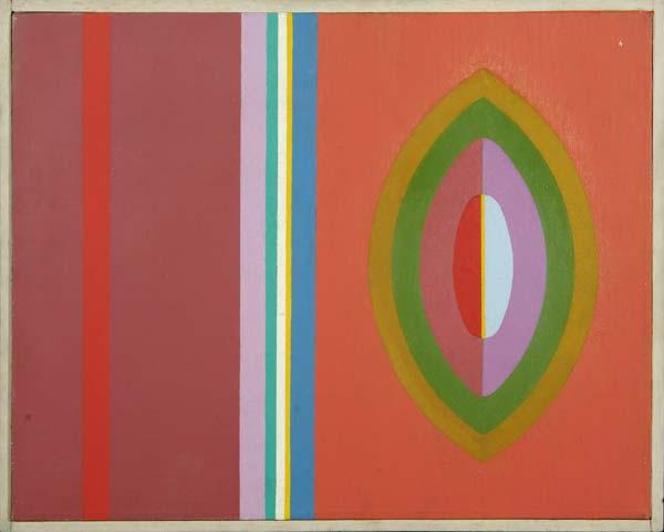 Quiet, 1965 - John Ferren