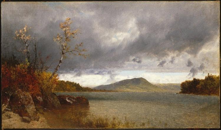Lake George, 1870 - John Frederick Kensett