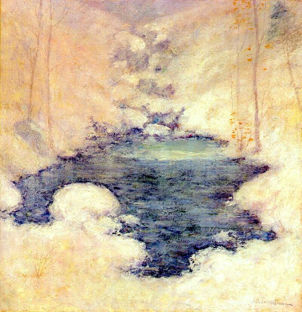 Winter Silence, 1890-1900