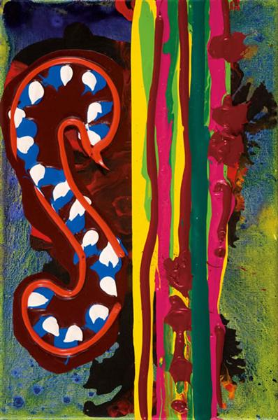 Spirit Night - 18.06.98 - John Hoyland