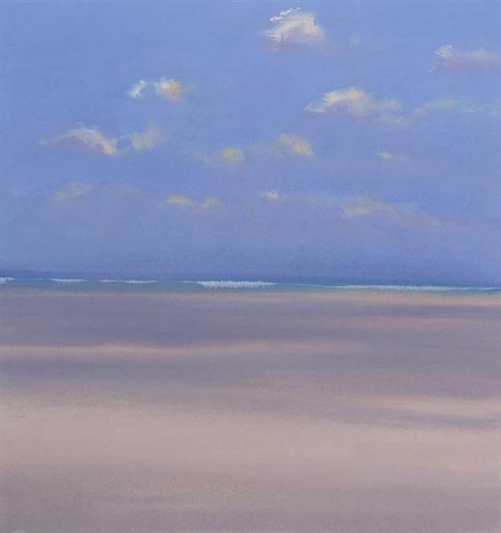 Porth Kidney Beach - John Miller